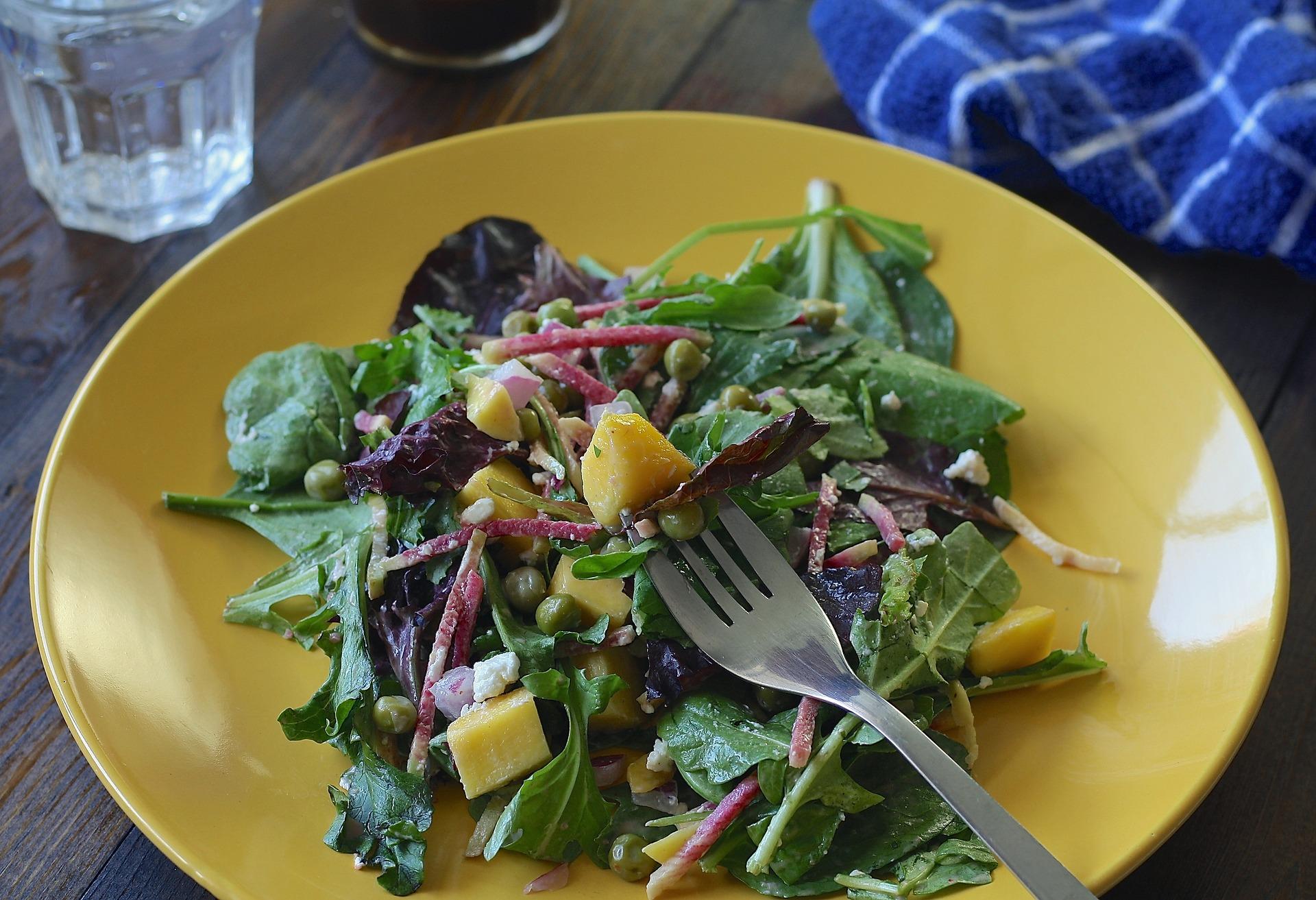 Lite Bites & Salads